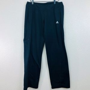 Adidas Classic Straight Leg Pants with Pockets